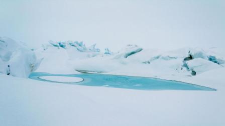 为什么南极大陆的湖泊不会结冰, 湖水是怎么来的? 今天算长见识了
