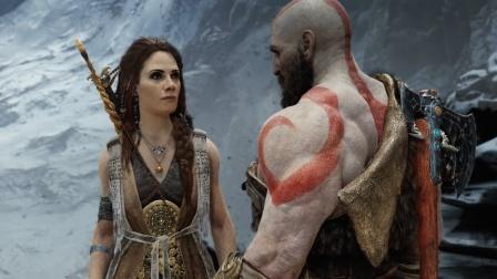 谁是北欧神话中最放荡的女神?听老乔跟你聊巴德尔的身世之谜!-战神4乔我说(10)