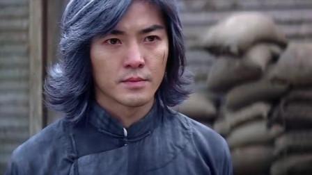 《中华英雄》徐锦江欲杀谢霆锋, 却被突然出现的郑伊健一掌拍成碎片
