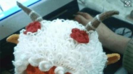 萝卜丝针圈圈针卷毛针, 编织爱好者必学的针法