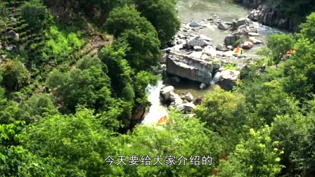 伏羲山大峡谷, 感受山水风光, 领略大自然的鬼斧