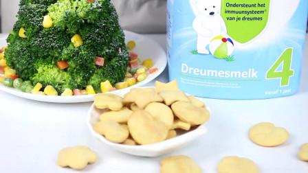 12M+宝宝辅食: 宝宝蛋白过敏就吃不到小零食了? NO! 育儿师教你做酸奶小饼干