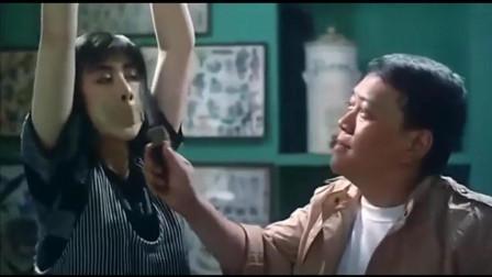 王祖贤最惨的一个角色了, 看到这一段, 就对大boss恨得牙痒痒