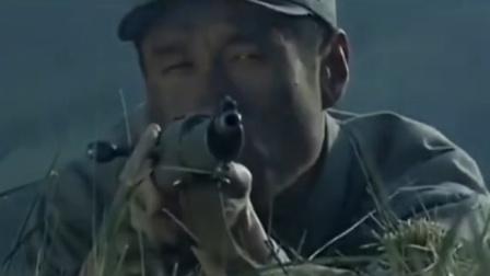我是太阳,大叔枪法超神,一杆汉阳造专打敌人机枪手,一枪一个准