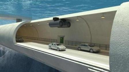 港珠澳大桥被深埋几十米水下如果漏水会咋样