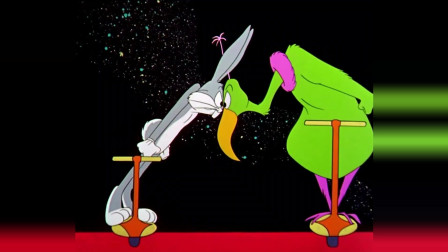 兔八哥: 这只兔子太厉害了, 和外星人斗智斗勇, 最后还顺利回到地球了