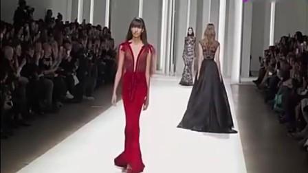 2018年巴黎时装秀, 大胆的时尚花边