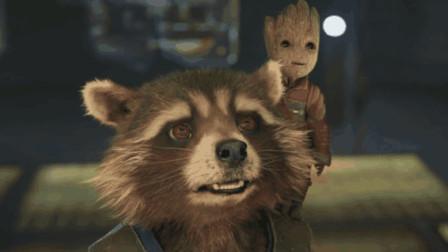 看完火箭浣熊的一生, 才发现他才是灭霸打响指后最可怜的人!