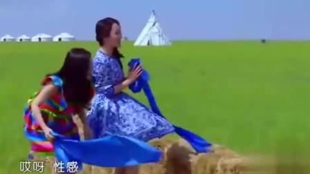 蔡少芬走红毯整段垮掉, 谢娜你要走的像娘娘一点, 要不要那么夸张