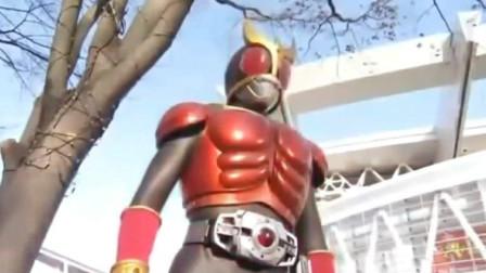 假面骑士Decade, kuuga形态超炫必杀技