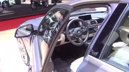 车展实拍全新宝马汽车细节, 土豪们喜欢这台车吗?