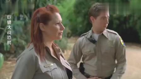 巨蟒大战恐鳄: 猎人沼泽发现短吻鳄, 枪都打不死, 却被巨蟒缠绕致死