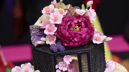 中国师傅把翻糖蛋糕做成古代美人, 造型惊艳全世界, 拿国际金奖!