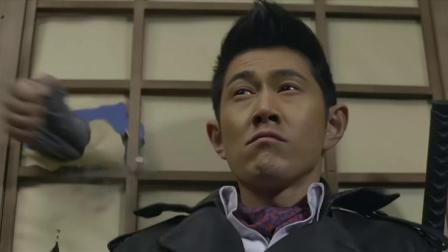 刀光枪影:虽然日本武士力气大,但是对上大叔的招式,还是被虐!