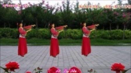 为主而活舞蹈《热情的新郎》陈玲原创视频