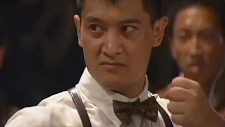 这个日本高手是号人物, 马永贞一招就知道他真的厉害