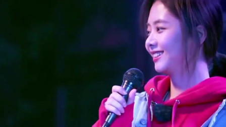 时光的味道: 谭松韵在节目中为董晴献唱一曲, 董晴感动落泪!