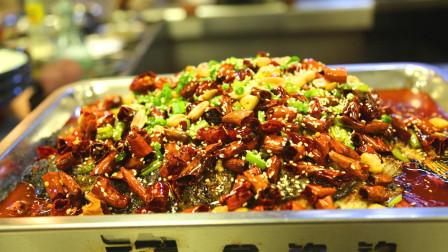 重庆大厨教你做正宗万州烤鱼, 不花一分钱, 轻松学会, 我先收藏了