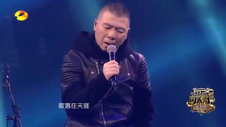 我是歌手: 冯小刚一首歌, 场下观众都沸腾起来, 真是太好听了!