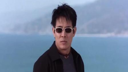 龙潭虎穴: 李连杰一只手放口袋里, 2招放倒美国拳王