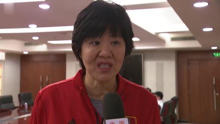 实至名归! 郎平获年度体育运动奖章, 谈奥运会目