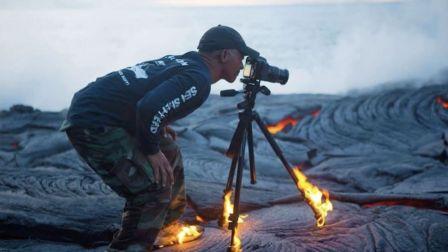 摄影师作死拍照片,居然火遍了全球