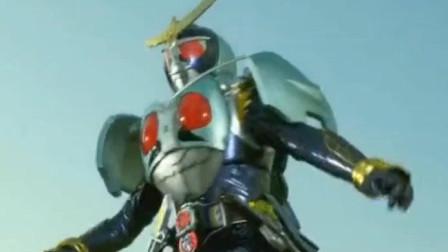 来自假面骑士1号的力量, 这套骑士新装甲太强太霸气了!