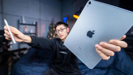 未来的视频创作利器? iPad Pro评测