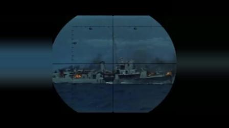 一部经典潜艇题材电影, 一场充满战争智慧与胆识的大海战, 惊险!
