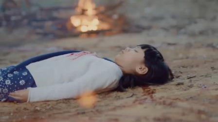 谜案集:警察来晚了一步,小女孩躺在魔法阵图里,被杀害了!