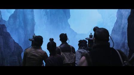 一部堪比鬼吹灯的盗墓电影, 恐怖墓穴让人望而生畏
