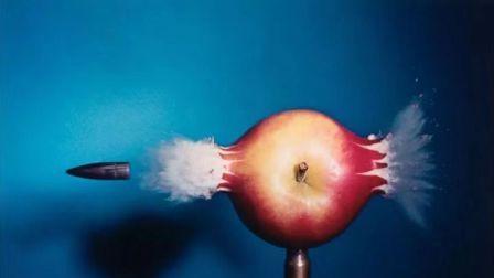 能拍核弹爆炸的相机,快门到底有多快!?