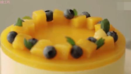 「烘焙教程」芒果控有福啦! 教你做简易版芒果提拉米苏蛋糕