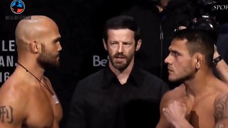 ufc多斯桑托斯 UFC顶尖对决: 罗比劳勒VS阿福多斯安乔斯 全场精彩集锦