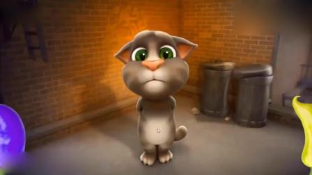 幼儿色彩启蒙: 跟会说话的汤姆猫吃彩椒一起认识颜色吧