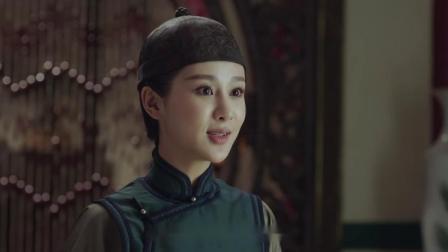 龙珠传奇:皇上请易欢吃饭,易欢这人见人爱的模样,皇上沦陷了!