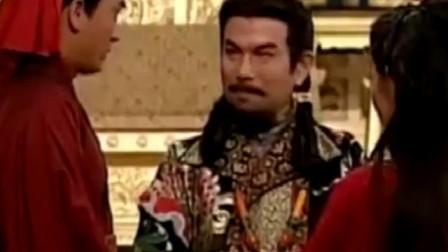 西厢奇缘: 大婚当日, 君瑞看见穿着嫁衣的红娘, 内心该有多痛苦!