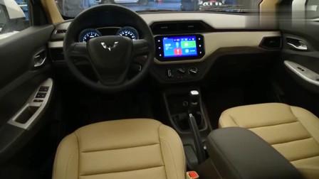 新款五菱宏光S车内功能演示, 配置简单实用, 媲美豪车?