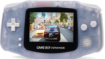 10000%榨干机能 GBA最强画质游戏长什么样?