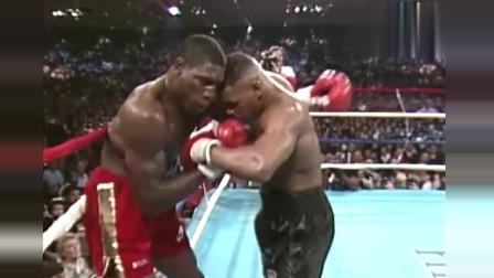 最新拳击比赛格斗  迈克泰森在拳击比赛中 阻止弗兰克 布鲁诺