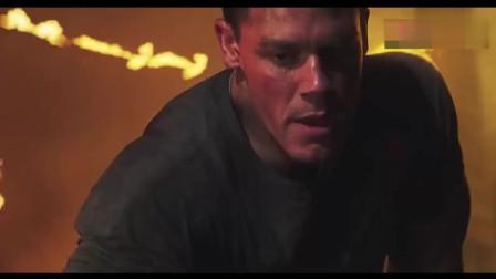 这才是凶狠动作片《海军陆战队员》, 惊险刺激, 命悬一线, 不能错过!