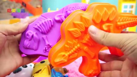 海底小纵队: 恐龙世界, 海底探险队, 趣味玩具