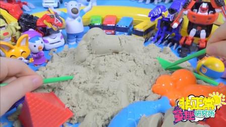 【非正常玩具实验室】小猪佩奇在海底世界