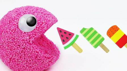 趣味亲子魔法球魔力变奇趣蛋礼物, 早教色彩认知培养宝宝想象力!