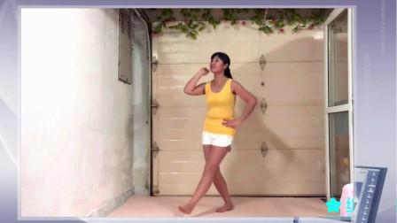 蔡家堡美女杏子快乐演绎《小菊花》笑容好美