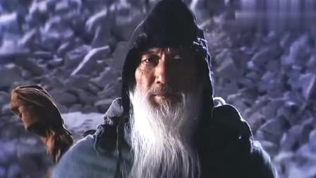 七剑下天山: 晦明把莫问剑还给了傅青主, 傅青主却说他只用钝剑!