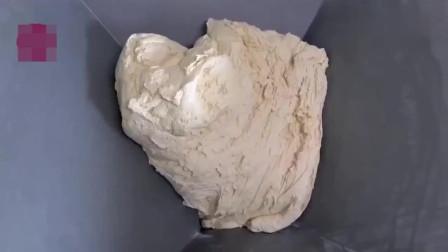 国外面包生产流水线, 分分钟治愈强迫症!