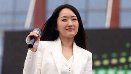 杨钰莹演绎《千千阙歌》, 47岁依然美丽如初, 真不愧为梦中女神