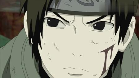 火影忍者: 看到鸣人这么强, 雏田也不愿落后, 发挥出了自己的实力!