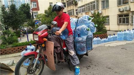 经营一家桶装水店, 一年能赚多少钱?